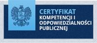 Certyfikat Kompetencji i Odpowiedzialności Publicznej